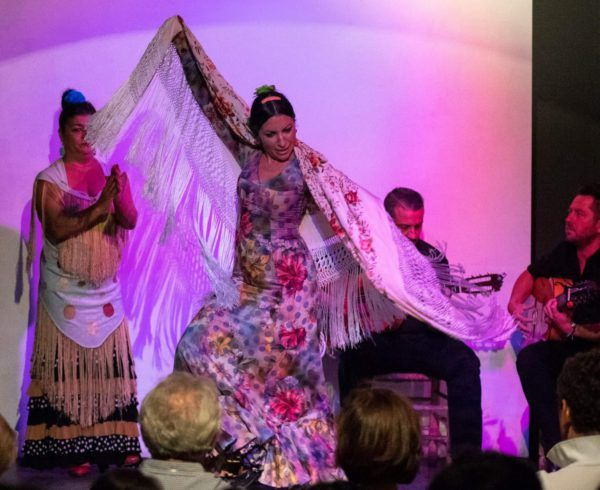 Flamenco en Sevilla en Tablao Alvarez Quintero 5