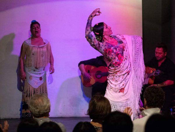 Flamenco en Sevilla en Tablao Alvarez Quintero 4