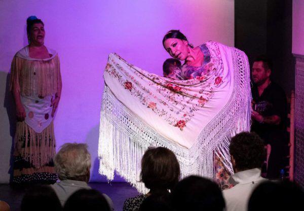 Flamenco en Sevilla en Tablao Alvarez Quintero 3