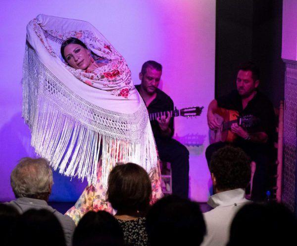 Flamenco en Sevilla en Tablao Alvarez Quintero 2