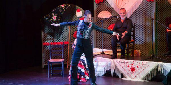 Flamenco en Sevilla en Cuna del Flamenco 1