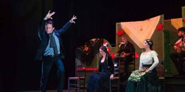 Flamenco en Sevilla en Tablao Cuna del Flamenco 2