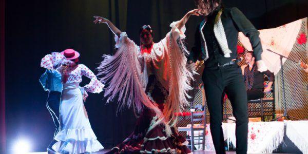 Flamenco en Sevilla en Tablao Cuna del Flamenco 3