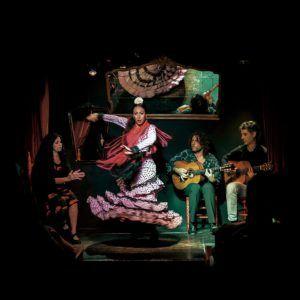 Flamenco en CasaLa Teatro
