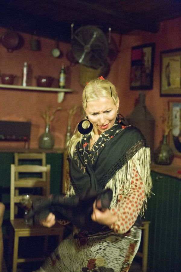 Flamenco en Sevilla en Flamenco Esencia