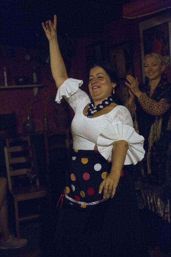Flamenco en Sevilla en Flamenco Esencia 3