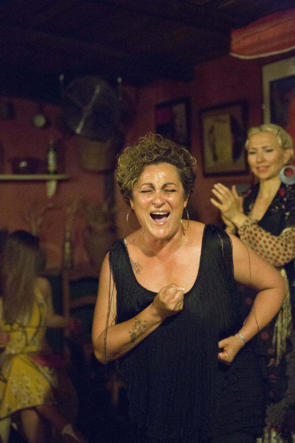 Flamenco en Sevilla en Flamenco Esencia 2