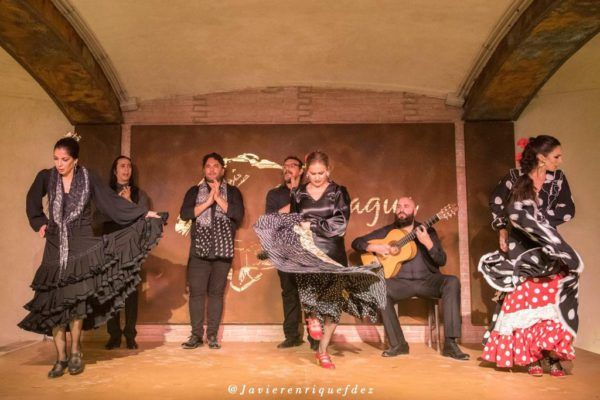 Cuadro Flamenco La Fragua