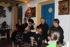 Flamenco Ana María Los Chatos de Marbella