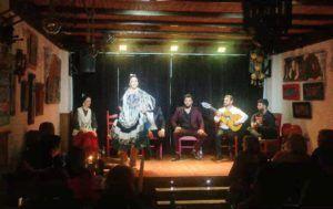 Tablao Flamenco Los Lunares de Santa Pola