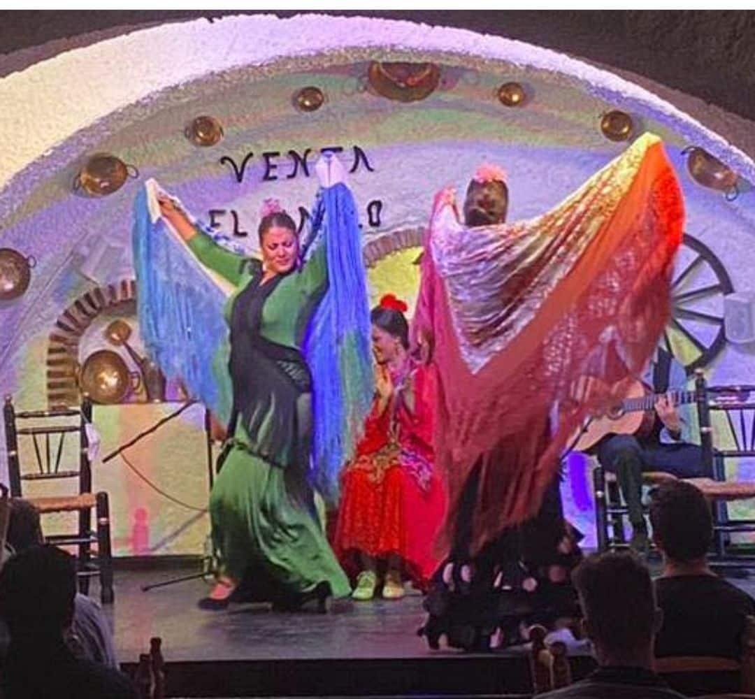 Baile Flamenco Venta El Gallo