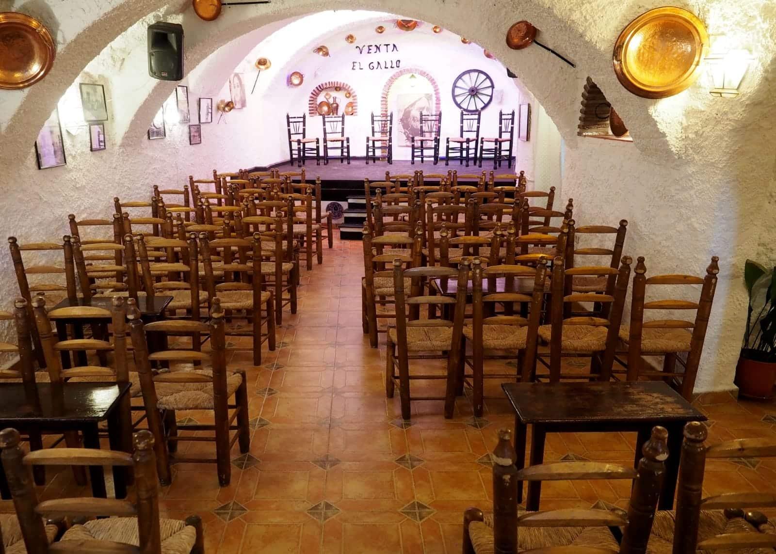 Sala Venta El Gallo