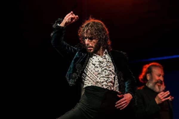 Baile de Alejandro Rodríguez