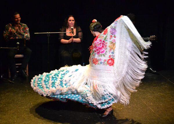 Baile Flamenco en Teatro Flamenco Triana