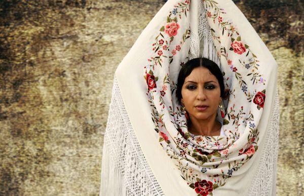 Bailaora FRANCHESCA de Tablao Flamenco Sevilla 4