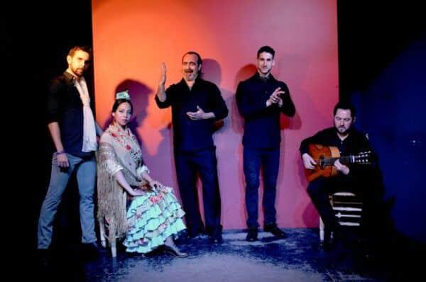 GRUPO FLAMENCO Tablao Flamenco Sevilla