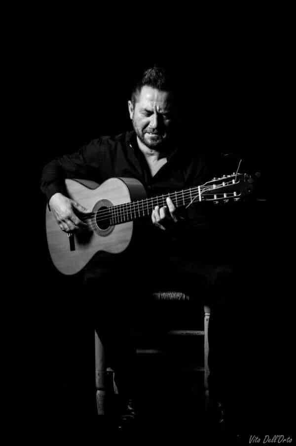 Guitarra de Tablao Flamenco Sevilla
