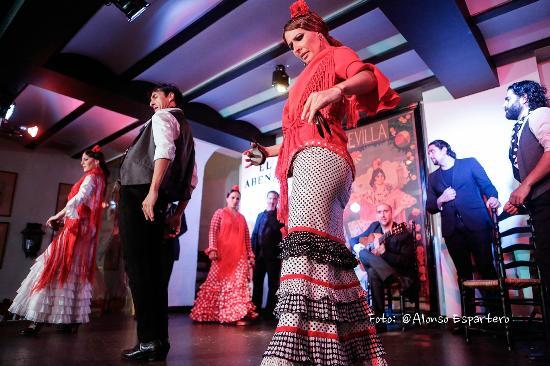 Comienzo en el Tablao Flamenco El Arenal