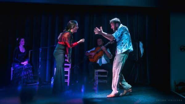 Bailaoe en el Tablao Flamenco Orilla de Triana | Espectáculo Flamenco en Sevilla