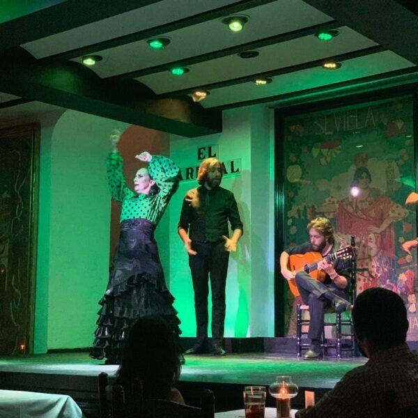 Noche Flamenca en Tablao Flamenco El Arenal